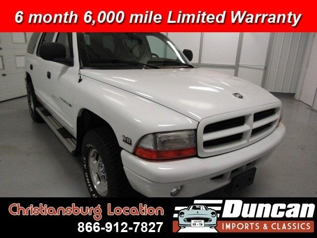 1998 Dodge Durango (CC-1357071) for sale in Christiansburg, Virginia