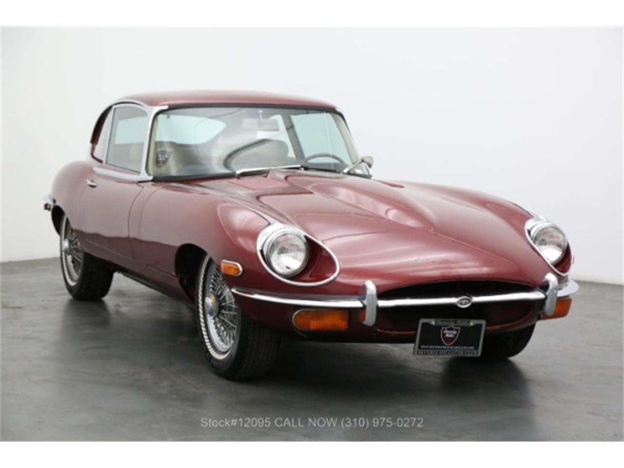 1969 Jaguar XKE (CC-1357110) for sale in Beverly Hills, California