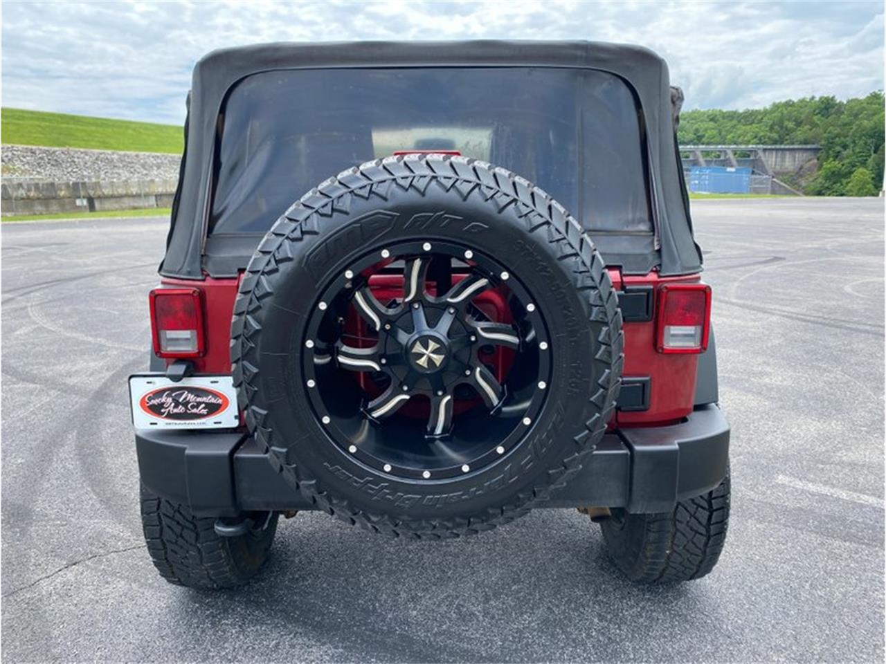 2012 Jeep Wrangler (CC-1357112) for sale in Lenoir City, Tennessee