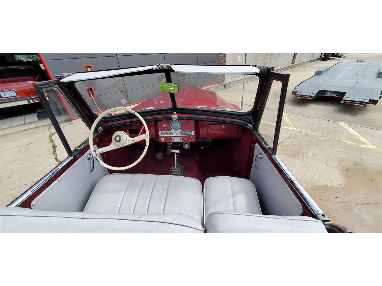 1950 Willys Jeepster (CC-1357117) for sale in Annandale, Minnesota