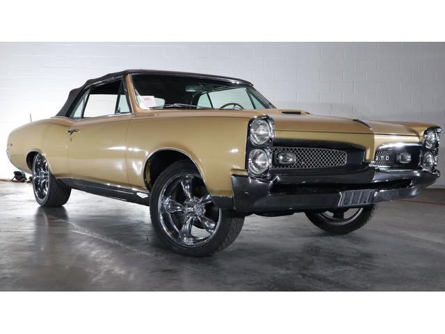 1967 Pontiac GTO (CC-1357126) for sale in Jackson, Mississippi