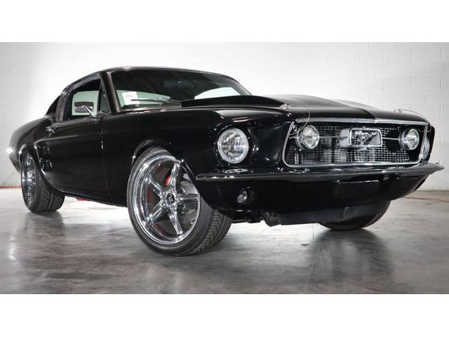 1967 Ford Mustang (CC-1357130) for sale in Jackson, Mississippi