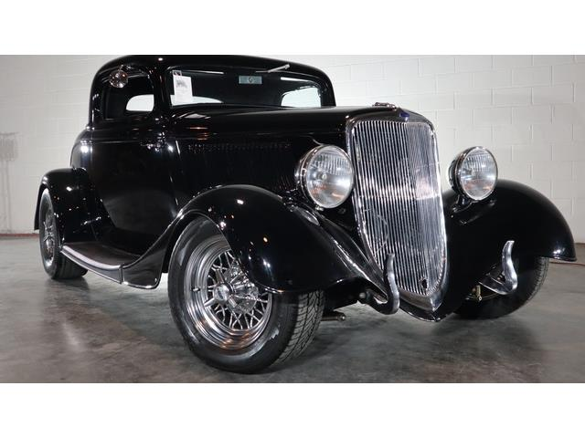 1933 Ford Coupe