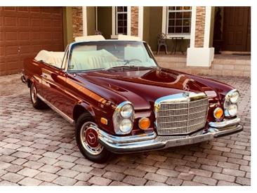 1971 Mercedes-Benz 280SE (CC-1357138) for sale in Astoria, New York