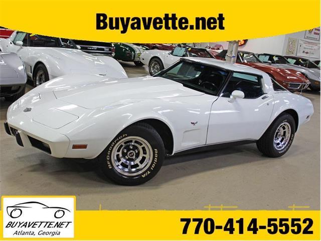 1978 Chevrolet Corvette (CC-1357141) for sale in Atlanta, Georgia
