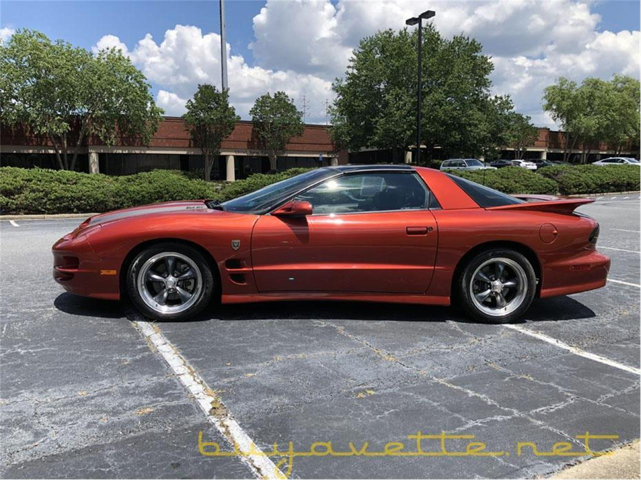 2001 Pontiac Firebird (CC-1357143) for sale in Atlanta, Georgia