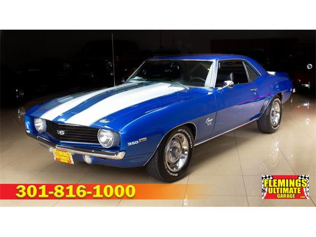 1969 Chevrolet Camaro (CC-1357144) for sale in Rockville, Maryland