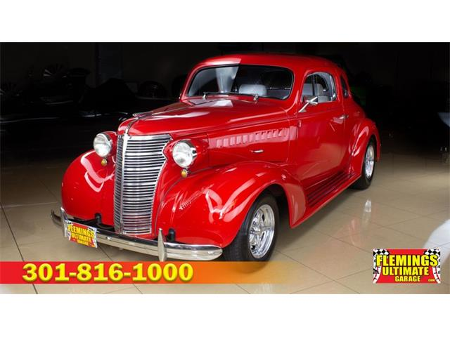 1938 Chevrolet Street Rod (CC-1357147) for sale in Rockville, Maryland