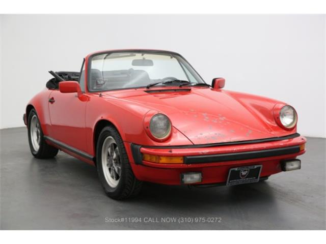 1983 Porsche 911SC (CC-1350716) for sale in Beverly Hills, California