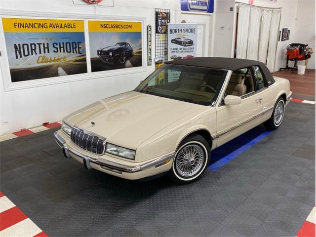 1992 Buick Riviera (CC-1350719) for sale in Mundelein, Illinois