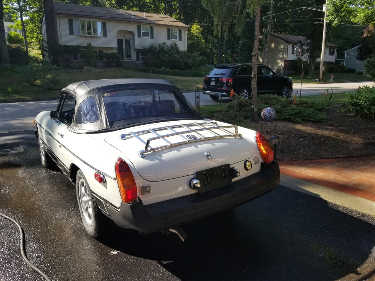 1976 MG MGB (CC-1357196) for sale in West Warwick, Rhode Island