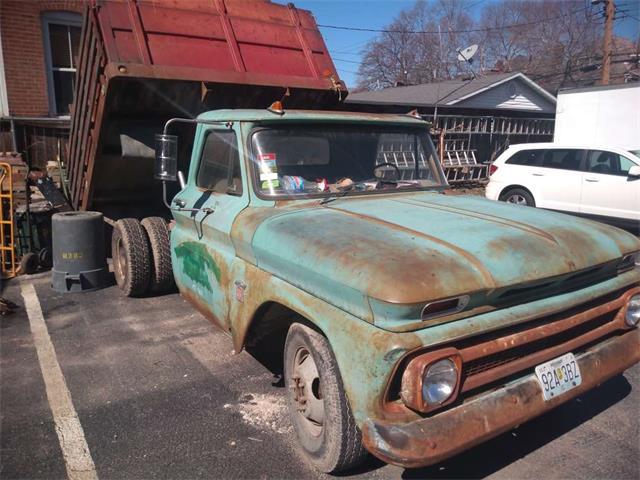 1964 Chevrolet Dump Truck (CC-1357214) for sale in St. Louis, Missouri
