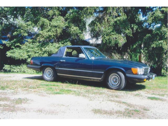 1985 Mercedes-Benz 380SL (CC-1357218) for sale in Jackson, Wyoming