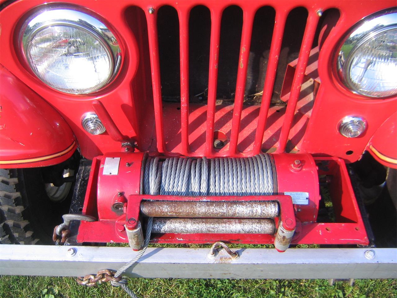 1960 Jeep Willys (CC-1357219) for sale in Monkland, Ontario