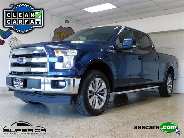 2017 Ford F150