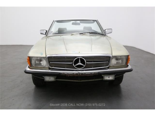 1981 Mercedes-Benz 500SL (CC-1357226) for sale in Beverly Hills, California
