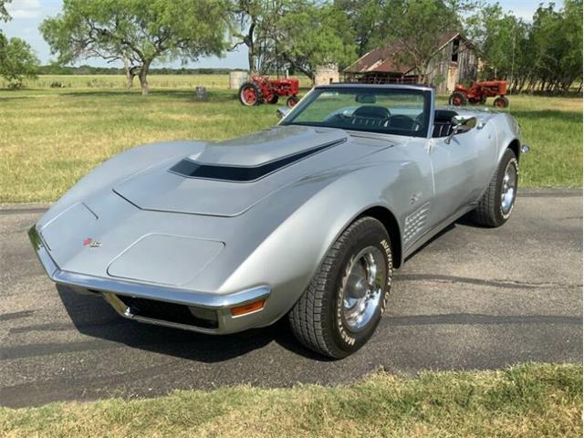 1970 Chevrolet Corvette (CC-1350723) for sale in Fredericksburg, Texas