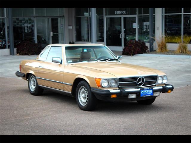 1982 Mercedes-Benz 380 (CC-1357265) for sale in Greeley, Colorado