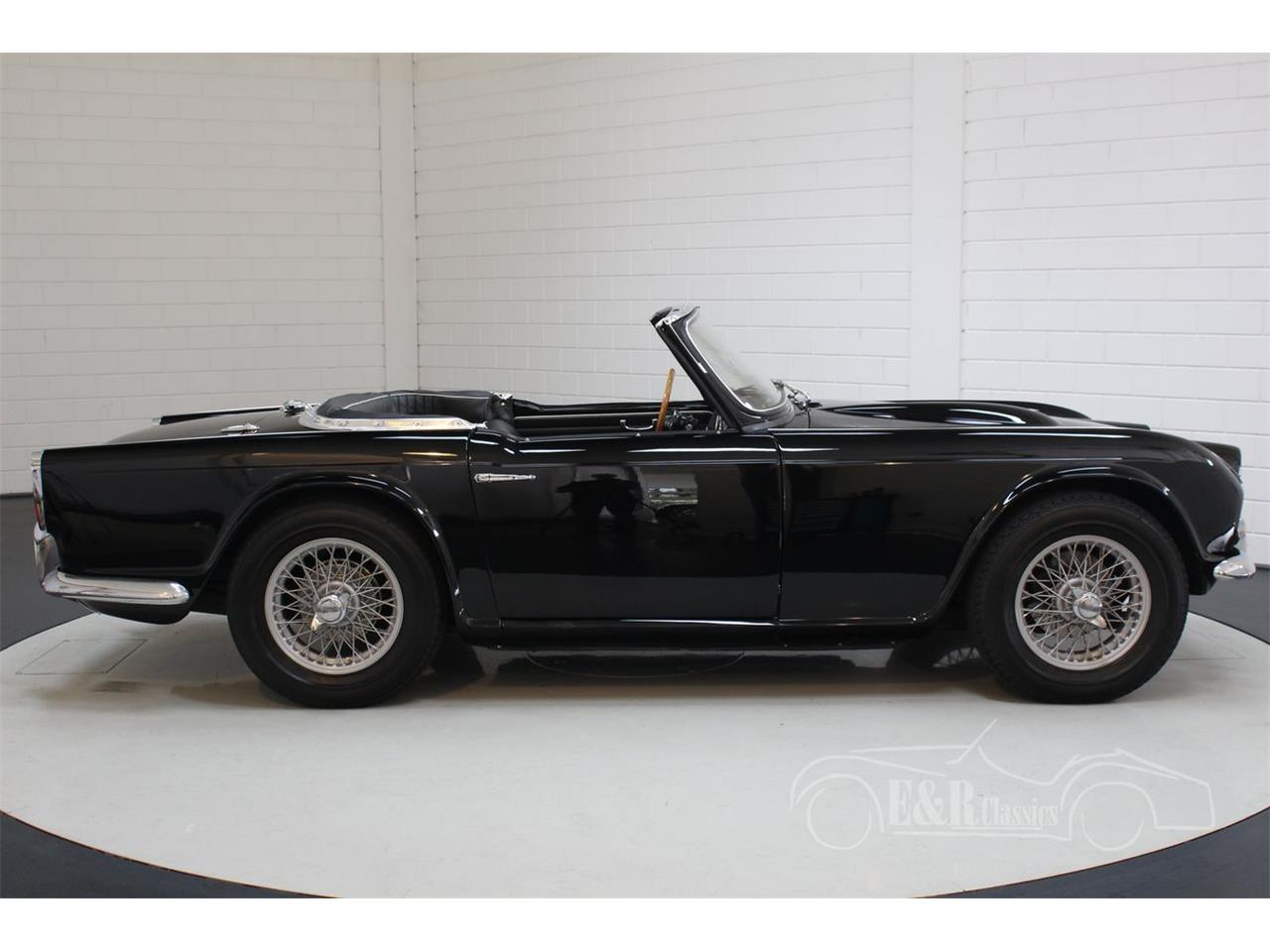 1963 Triumph TR4 (CC-1357269) for sale in Waalwijk, Noord-Brabant