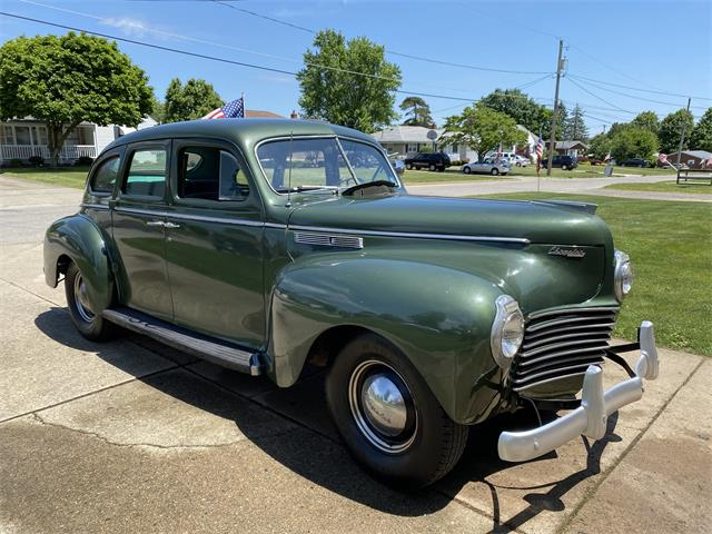 1940 Chrysler Windsor (CC-1357332) for sale in Youngstown , Ohio