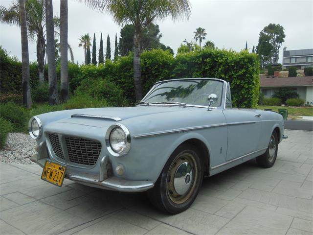 1960 Fiat 1500 S Cabriolet (CC-1357335) for sale in WEST HILLS, California
