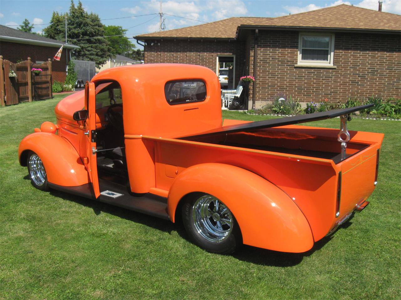 1939 Chevrolet Pickup (CC-1357336) for sale in Mossyrock, Washington