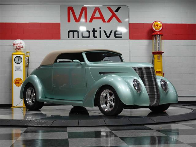 1937 Ford Cabriolet (CC-1357349) for sale in Pittsburgh, Pennsylvania