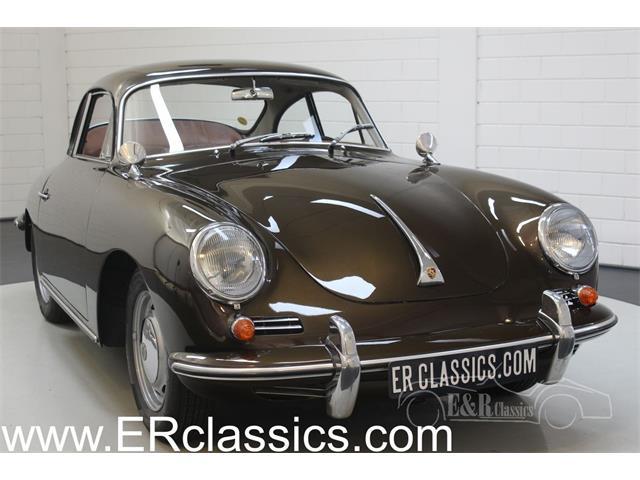 1964 Porsche 356C (CC-1357381) for sale in Waalwijk, Noord-Brabant