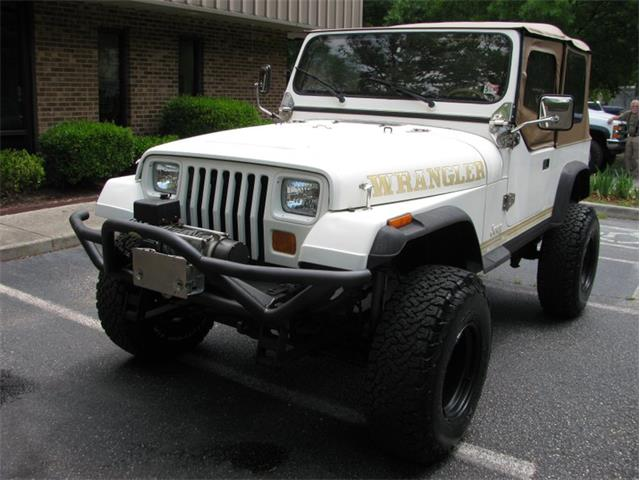 1987 Jeep Wrangler (CC-1357384) for sale in Greensboro, North Carolina