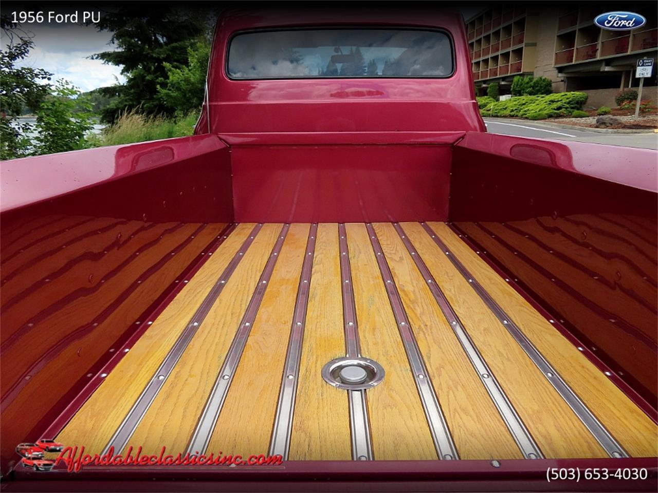 1956 Ford Pickup (CC-1357393) for sale in Gladstone, Oregon