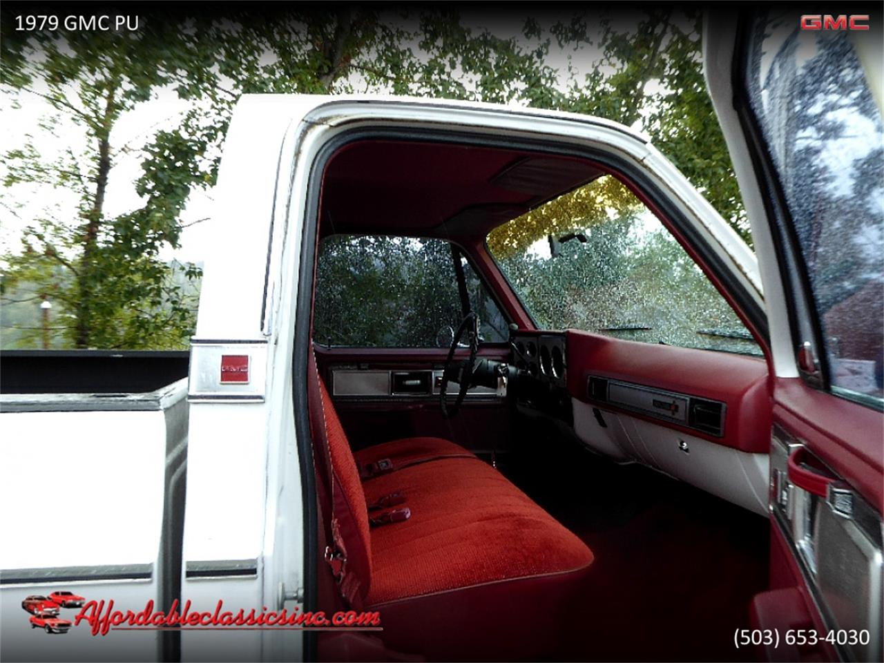 1979 GMC Pickup (CC-1357396) for sale in Gladstone, Oregon