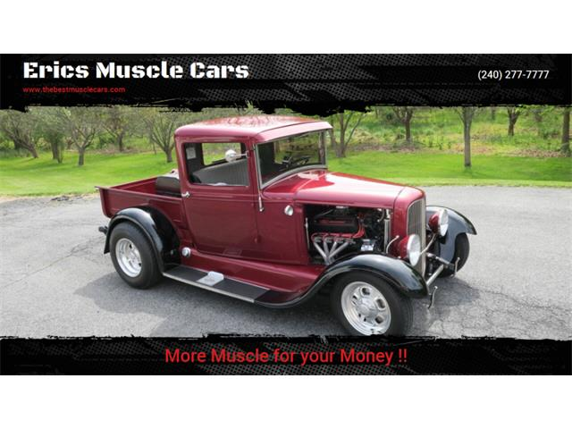 1930 Ford Street Rod (CC-1350740) for sale in Clarksburg, Maryland