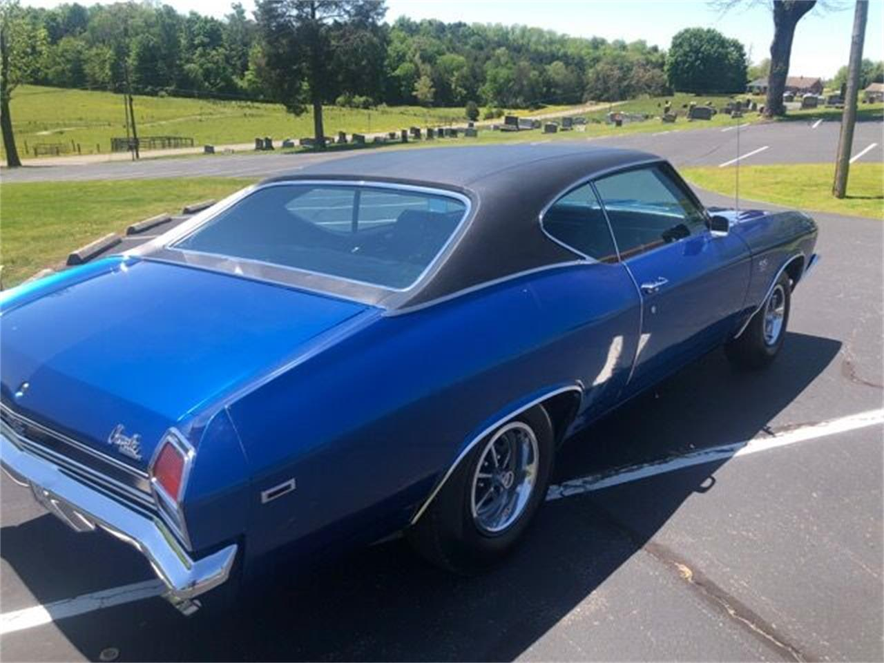 1969 Chevrolet Chevelle SS (CC-1350741) for sale in Clarksburg, Maryland