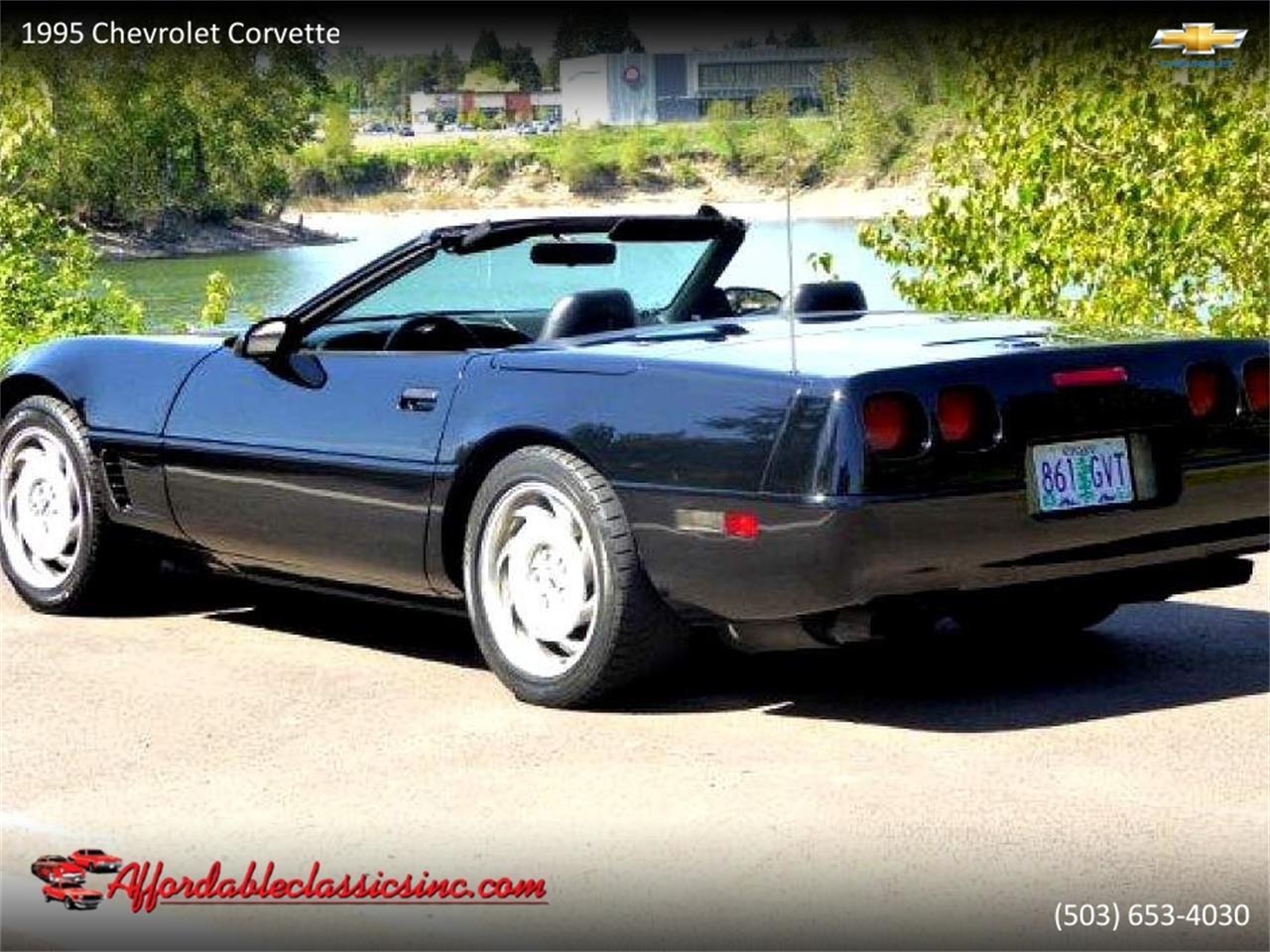 1995 Chevrolet Corvette (CC-1357435) for sale in Gladstone, Oregon