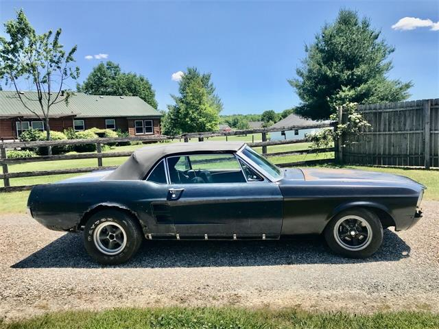 1967 Ford Mustang (CC-1357446) for sale in Knightstown, Indiana