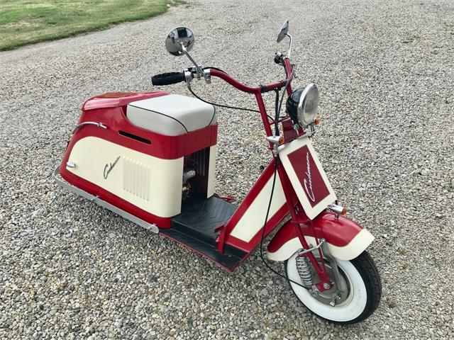 1947 Cushman Scooter (CC-1357450) for sale in Knightstown, Indiana