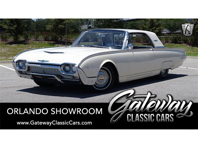 1961 Ford Thunderbird (CC-1357471) for sale in O'Fallon, Illinois