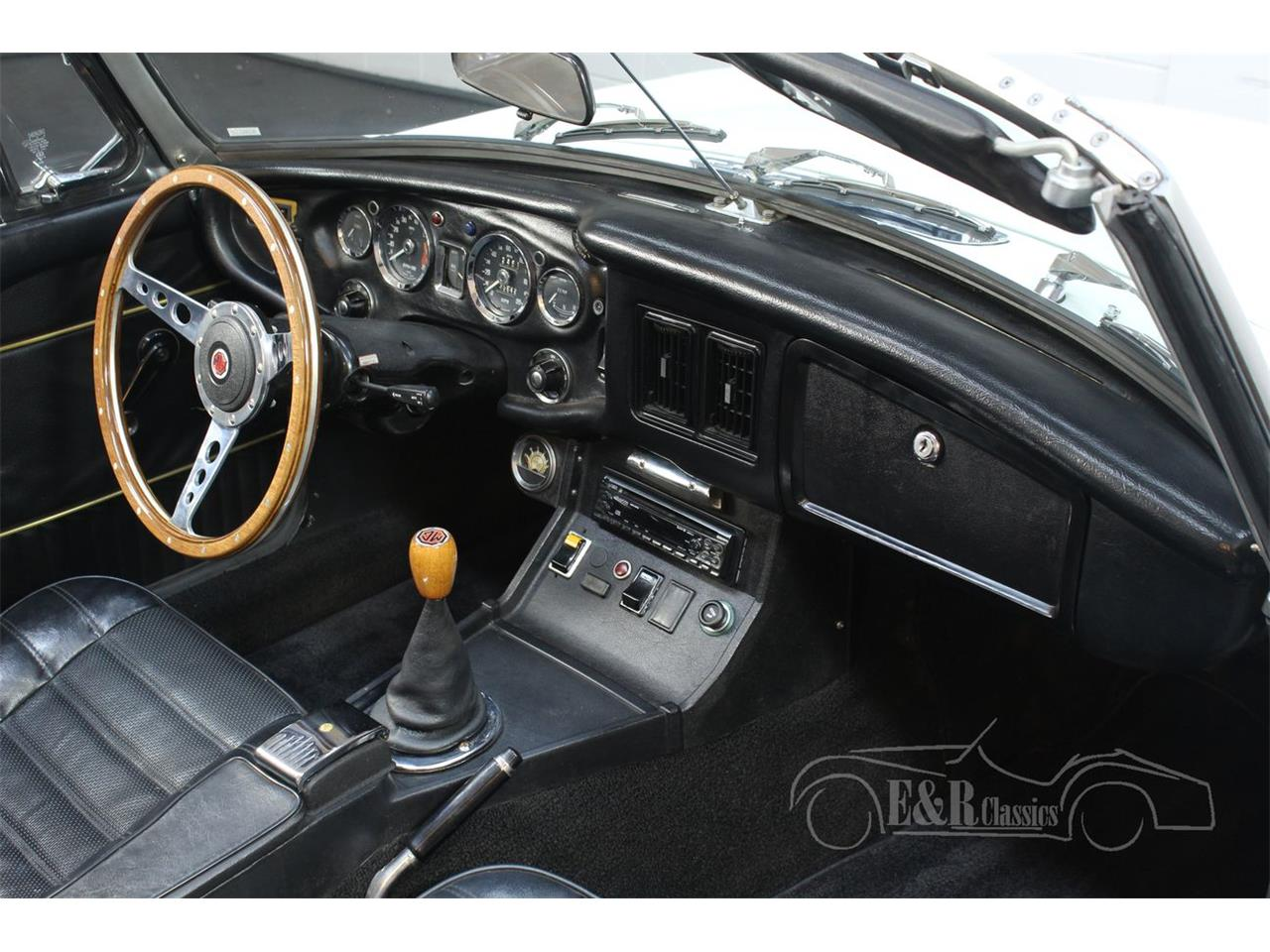 1975 MG MGB (CC-1357480) for sale in Waalwijk, Noord-Brabant
