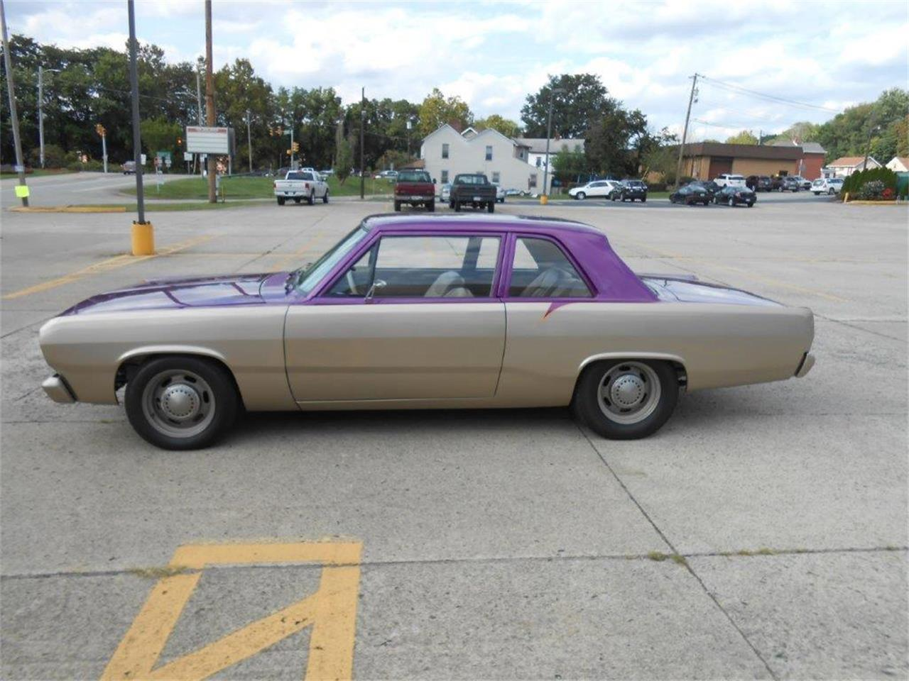 1967 Plymouth Valiant (CC-1357488) for sale in CONNELLSVILLE, Pennsylvania