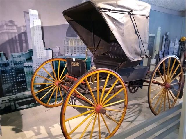1909 Patterson Model 14 Buggy (CC-1357505) for sale in Saratoga Springs, New York