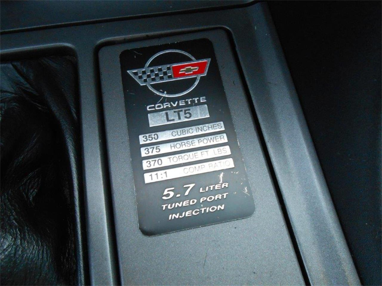 1990 Chevrolet Corvette ZR1 (CC-1357513) for sale in CONNELLSVILLE, Pennsylvania