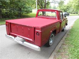1963 Ford 100 (CC-1357516) for sale in CONNELLSVILLE, Pennsylvania