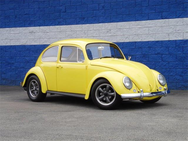 1965 Volkswagen Beetle (CC-1357518) for sale in CONNELLSVILLE, Pennsylvania