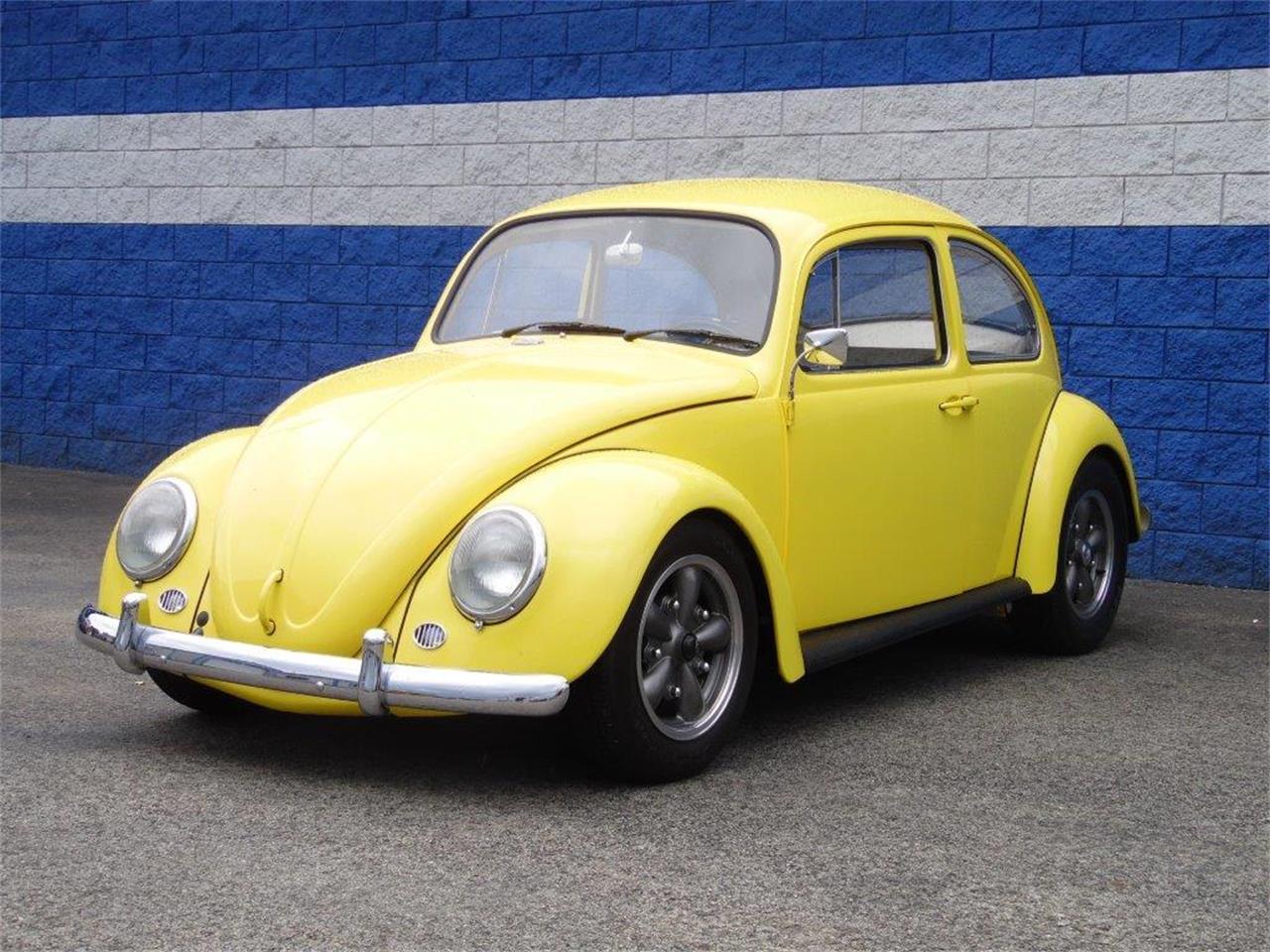 1965 Volkswagen Beetle (CC-1357518) for sale in CONNELLSVILLE, Pennsylvania
