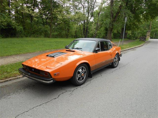 1974 Saab Sonett (CC-1357520) for sale in CONNELLSVILLE, Pennsylvania