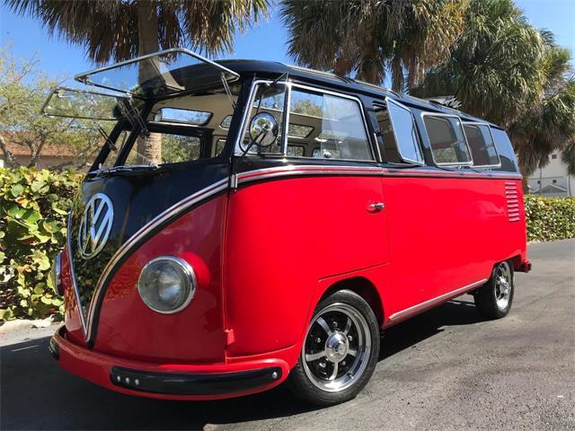 1961 Volkswagen Vanagon (CC-1357521) for sale in Boca Raton, Florida