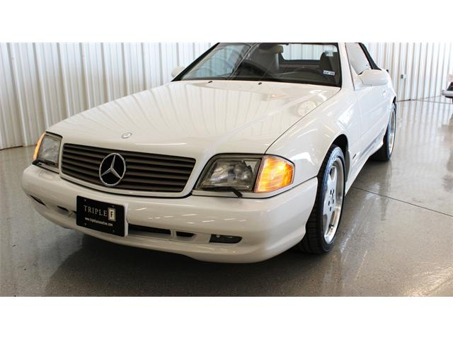 2001 Mercedes-Benz 500SL (CC-1357526) for sale in Fort Worth, Texas