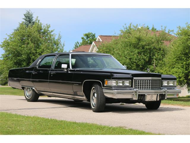 1976 Cadillac Fleetwood 60 Special (CC-1357529) for sale in Traverse City, Michigan