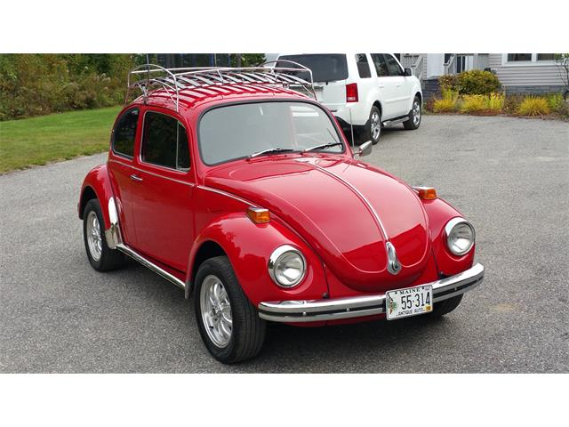 1972 Volkswagen Beetle (CC-1350753) for sale in Steuben, Maine