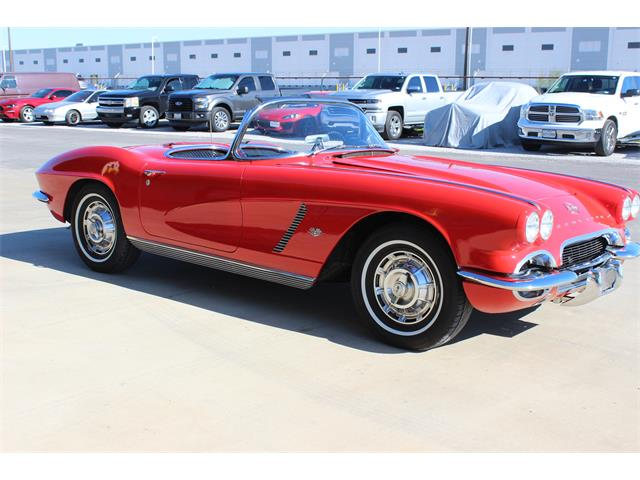 1962 Chevrolet Corvette (CC-1357531) for sale in Fort Worth, Texas